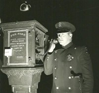 Police Call Boxes