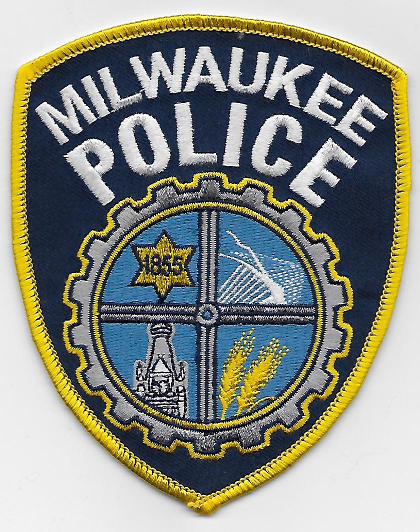Milwaukee Police Patch